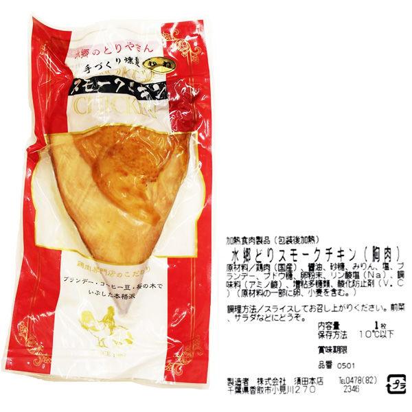 水郷のとりやさん自家製スモークチキン6種