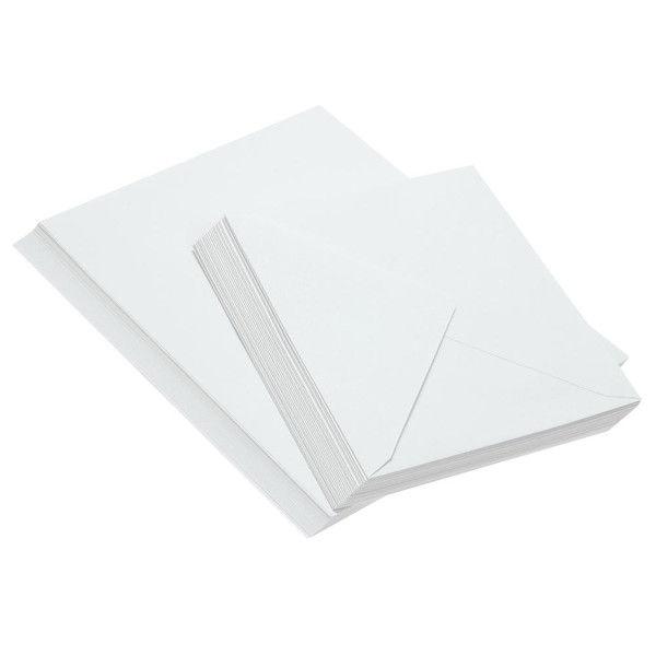 エトランジェ・ディ・コスタリカ A5レターセットホワイト LT1ー**ー04 5冊 (直送品)