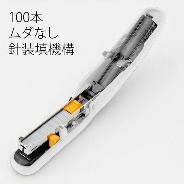 プラス ピタヒット スタンドパック ホワイト ST-010XH  1セット(3個) (直送品)