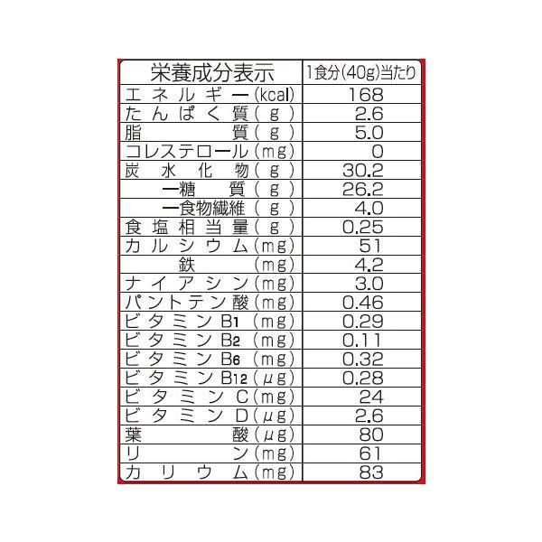 ごろグラ 5種の彩り果実 400g 6袋
