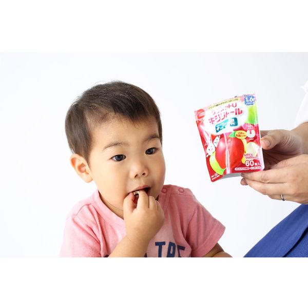 タブレットUキシリトール+フッ素オレンジ