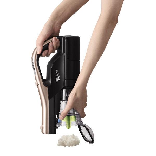 日立 コードレススティック掃除機