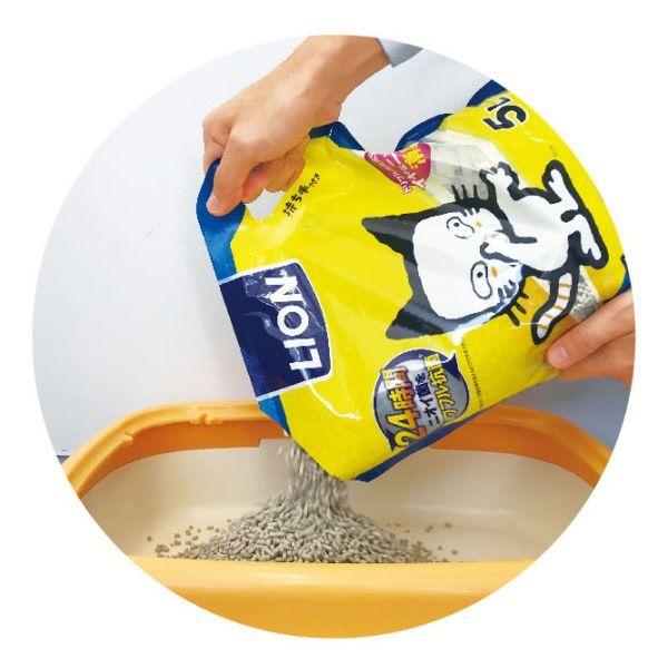 ニオイをとる砂軽量タイプ