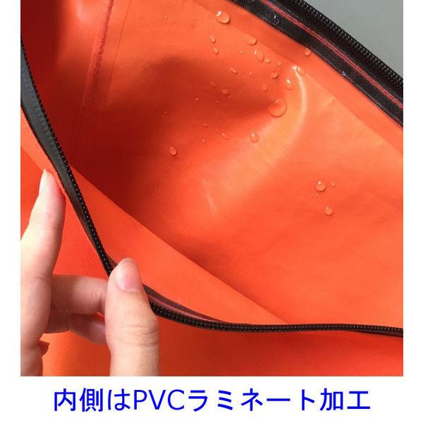 a9b35a755ffc LOHACO - YAMAZEN 防水リュック 幅280×奥行160×高さ550mm オレンジ 1個