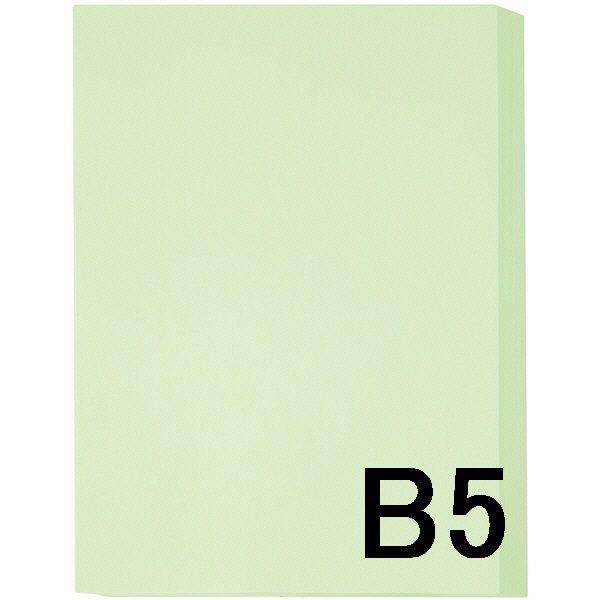 ライトグリーン B5 1箱(10冊入)