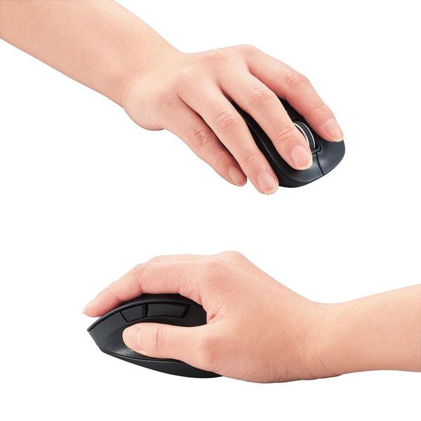 エレコム BTマウス 握りの極みMサイズ
