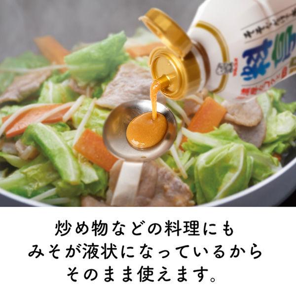 マルコメ 液みそ 料亭の味減塩 430g