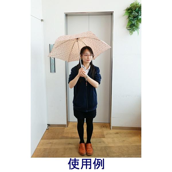 ウォーターフロント 雨傘 親骨50cm