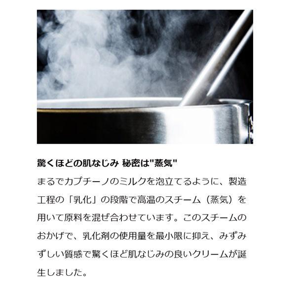 スチームクリーム UVプロテクション33