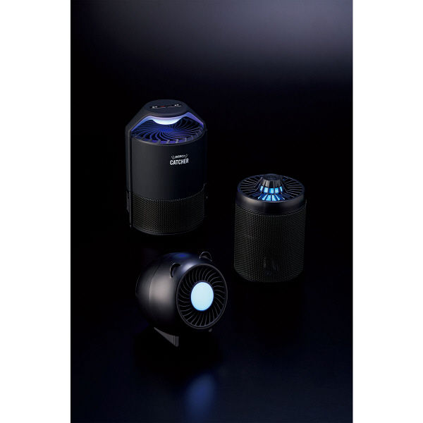 LED蚊取り捕虫器 AIC-80MBK