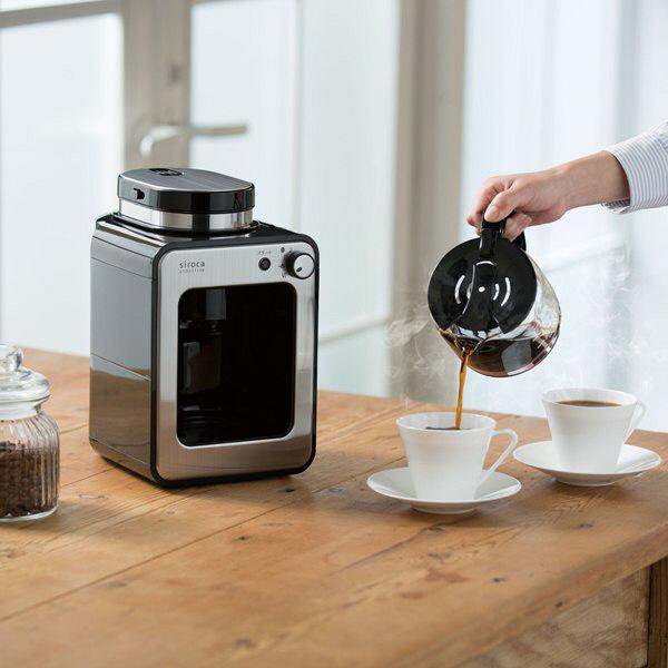全自動コーヒーメーカー SC-A111