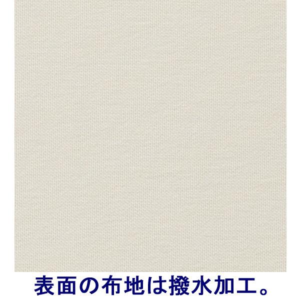 布貼りリングファイル 30穴 A4タテ 背幅34mm 10冊 アスクル ベージュ