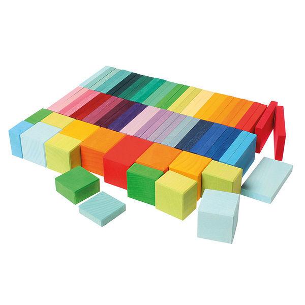 カラーチャートブロック グリム