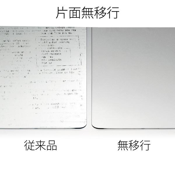 プラス デスクマット OAタイプ 中(1190×690mm) 厚さ1.8mm 下敷き付