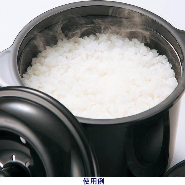 電子レンジ専用炊飯器 ちびくろちゃん2合