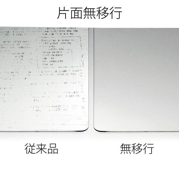プラス デスクマット クリアータイプ(1376×585mm) 厚さ1.8mm 下敷きなし DMー147CX(直送品)