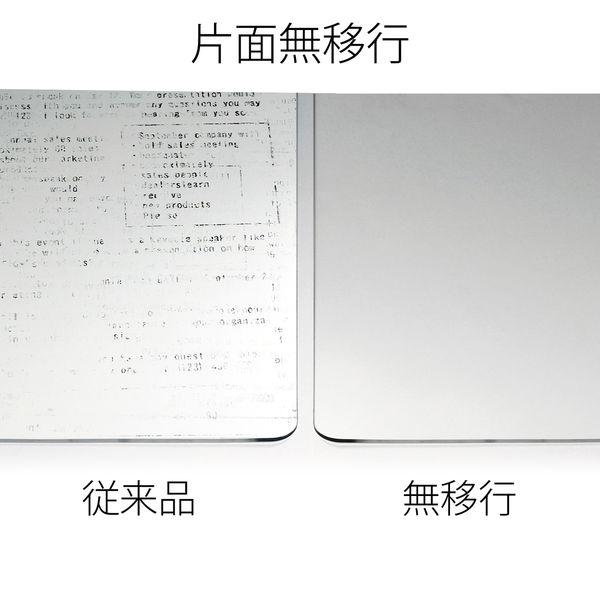 プラス デスクマット クリアータイプ(1590×790mm) 厚さ1.8mm 下敷きなし DMー168C(直送品)