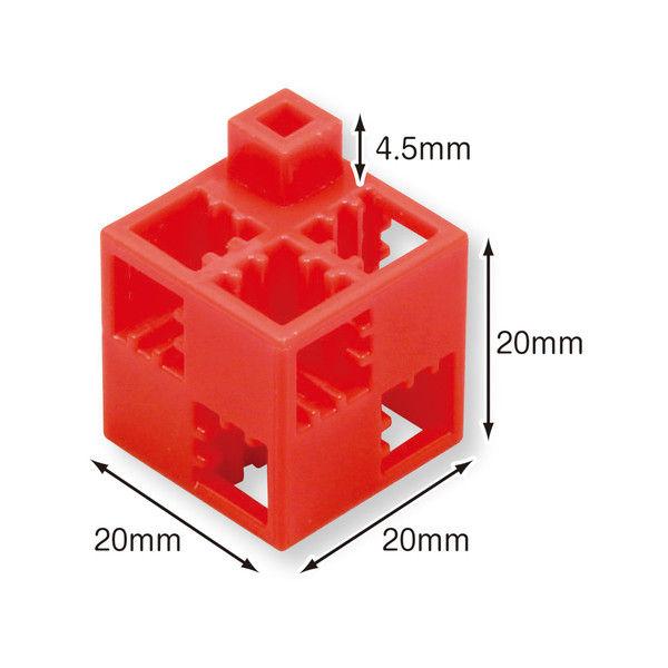 アーテック Artecブロック ボックス112【パステル】 76541 (直送品)