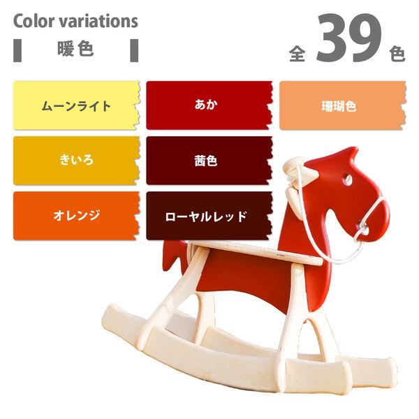 1回塗りハウスペイント ねずみ色 2L #00027640421020 カンペハピオ(直送品)