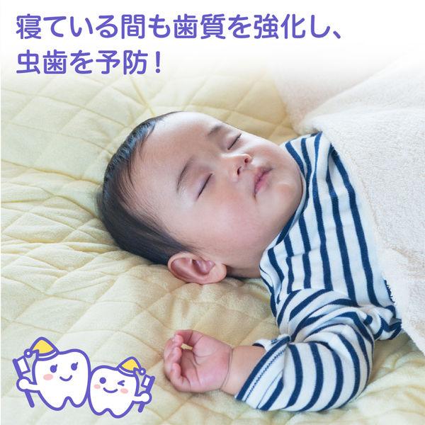おやすみ前のフッ素コート 40ml