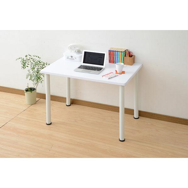 YAMAZEN(山善) アセンブリテーブル専用天板 幅1000×奥行600mm ホワイト 1枚(直送品)