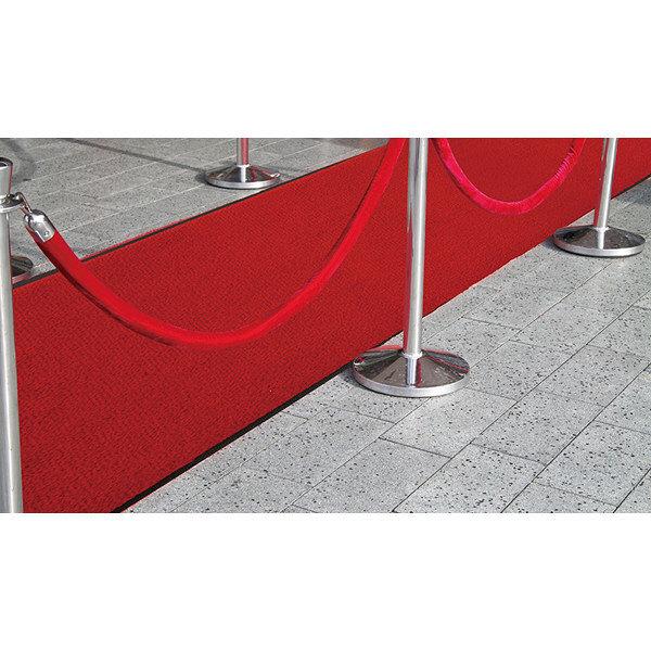 スタンダードマットS レッド 180×300cm (直送品)
