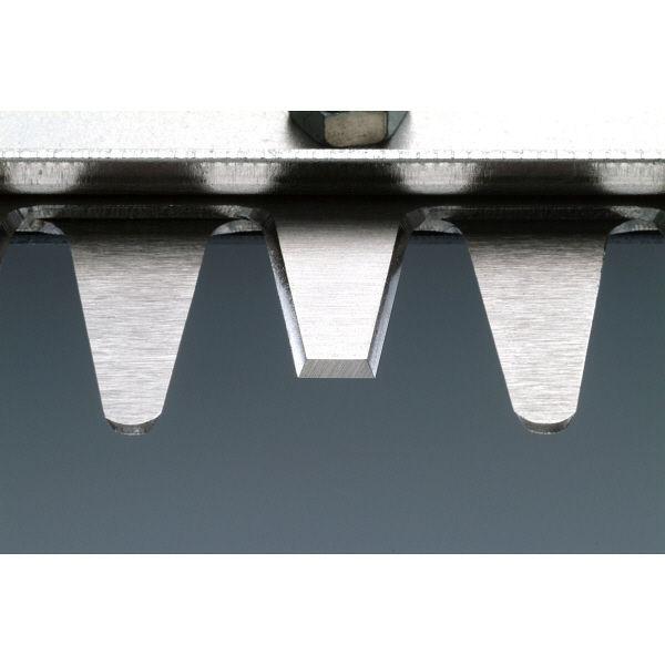 リョービ ヘッジトリマ(生垣・植込バリカン)スタンダード刃 刈込幅210mm HT-2110 (直送品)