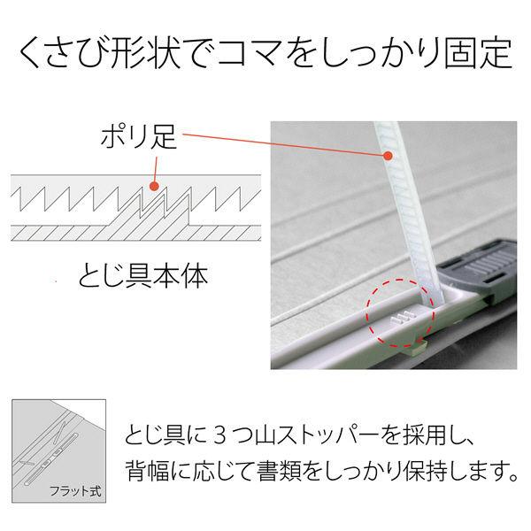 プラス フラットF樹脂062NW 統一伝票 GY 76039 (直送品)