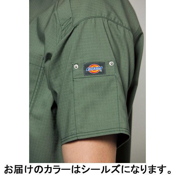 フォーク ディッキーズ 医療白衣 スクラブ 7045SC シールズ SS 1枚 (直送品)