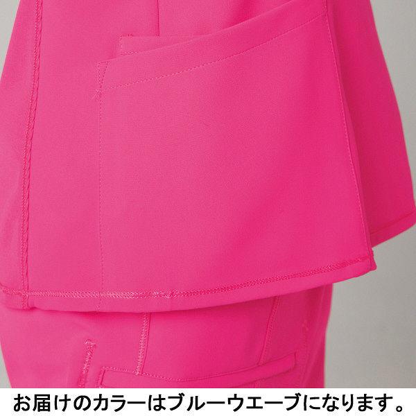 フォーク CHEROKEE(チェロキー) 医療白衣 スクラブ CH751 ブルーウエーブ L 1枚 (直送品)