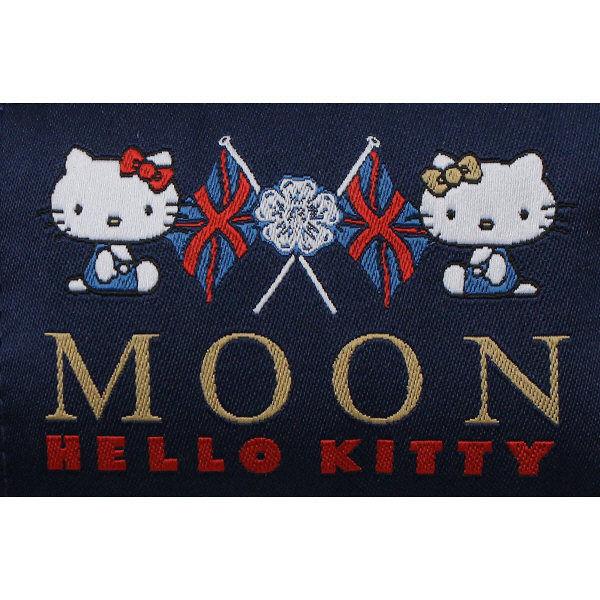 MOON キティ ジグザグトートバッグ