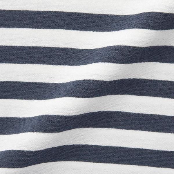 無印 天竺編み長袖Tシャツ 婦人 M