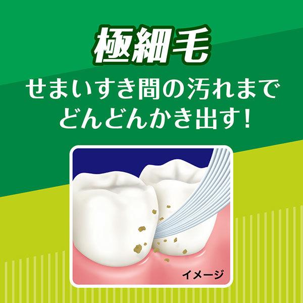 クリアクリーン歯面隙間コンパクトふつう