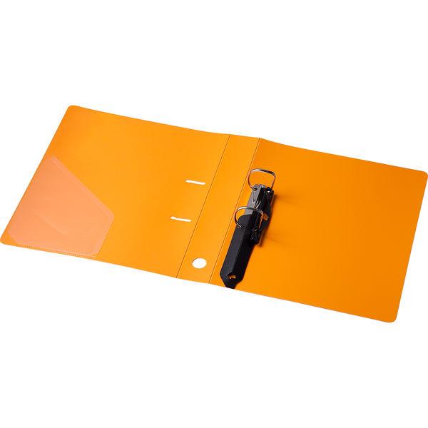 D型リングファイルA4 47mm 10冊