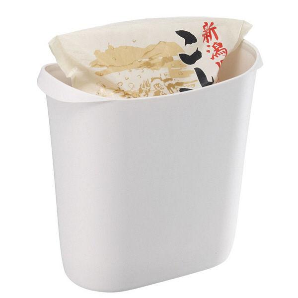 お米袋そのまま保存ケース2kg 白