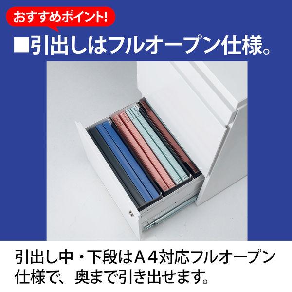 Ceha プレノデスクシステム 片袖机 引出し付き オーク 幅1400×奥行600×高さ720mm 1台(4梱包)