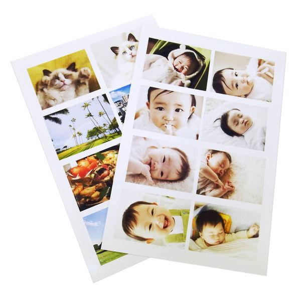 写真シール・カードセットB