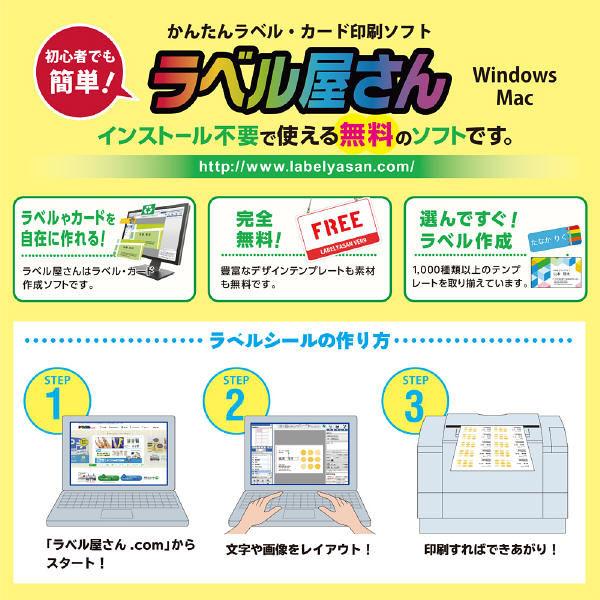 エーワン マルチカード 名刺用紙 ショップカード ミシン目 インクジェット グリーン標準 A4 10面 1セット:1袋(3シート入)×5袋 51072(取寄品)