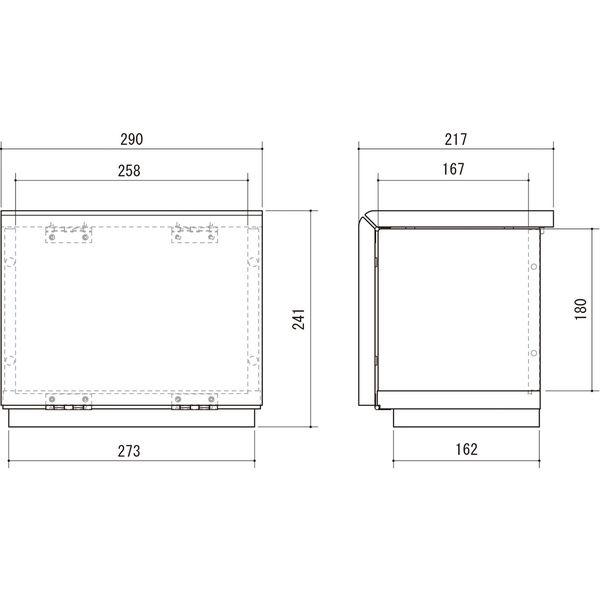 朝日木材加工 ペット仏壇 クロシェ 幅290×奥行217×高さ241mm グレーブラック CLP-2530SG-GB 1個(直送品)