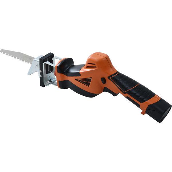 YAMAZEN 10.8V充電式ガーデントリマー&ガーデンソー LPHS-1025(直送品)