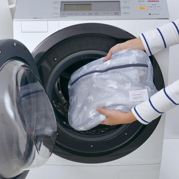 洗える洗濯ネットポーチ