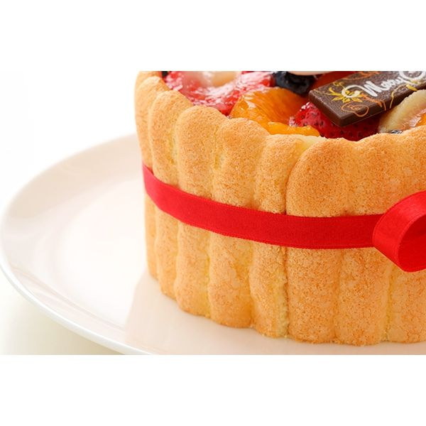ファーストバースデーケーキ 3号