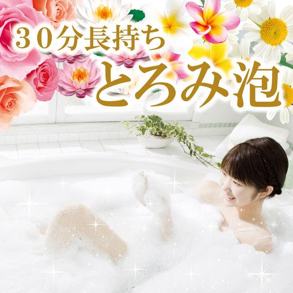 贅沢泡とろ 入浴料 ェリーローズ×3