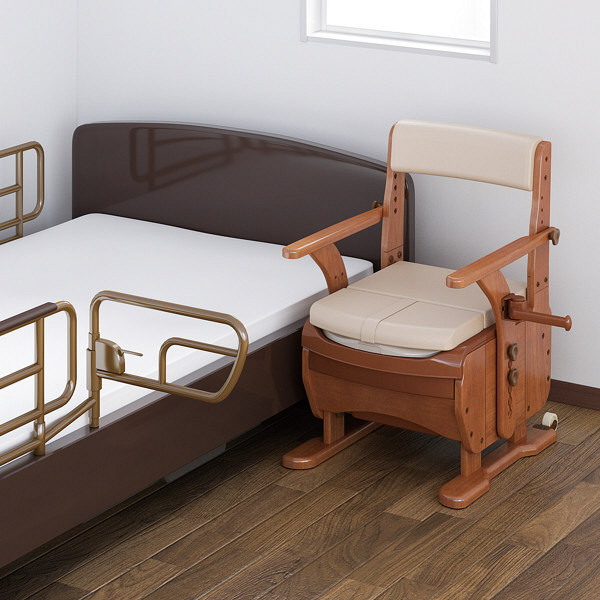 アロン化成 安寿 家具調トイレセレクトR ノーマル 標準便座 1台 533-850 (直送品)