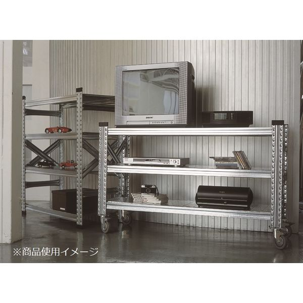 アスプルンド METALSISTEM(メタルシステム)6段 幅980×奥行415×高さ1980mm 1台 (直送品)