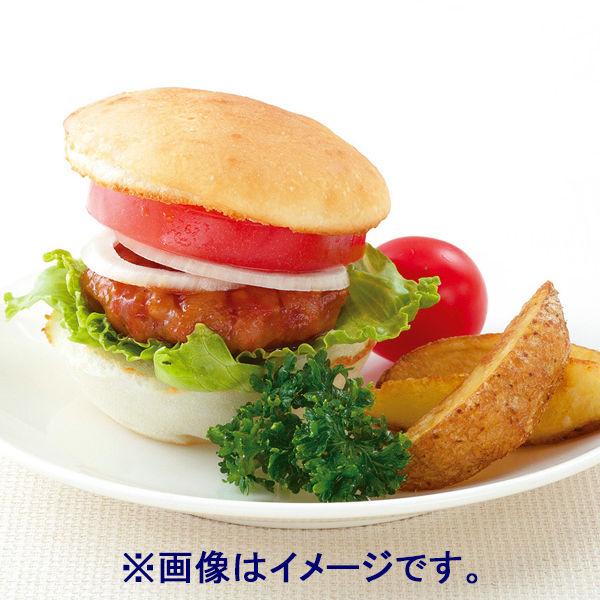 みんなの食卓 ハンバーガーセット