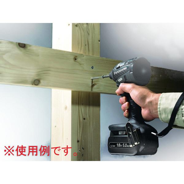 パナソニック Panasonic 充電インパクトドライバー 18V 5.0Ah ブラック EZ75A7LJ2G-B (直送品)