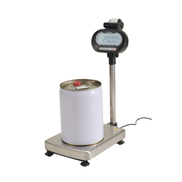 クボタ計装 デジタル台はかり60kg用(検定品) KL-SD-K60A(地区1-3) (直送品)