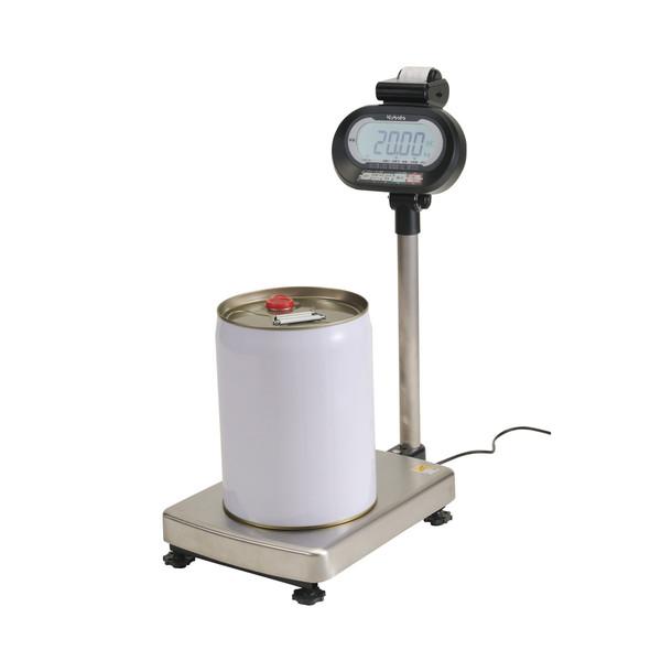 クボタ計装 デジタル台はかり150kg用(検定品) KL-SD-K150A(地区10-14) (直送品)