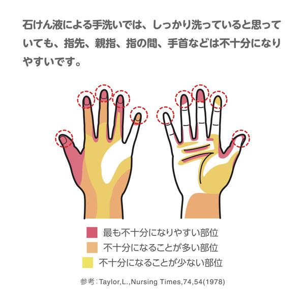 手指消毒スプレーVH 2個